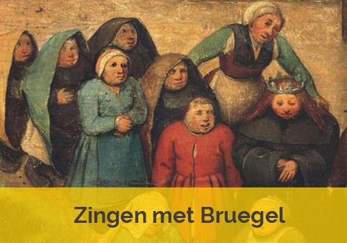 Zingen met Bruegel