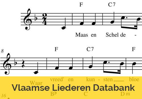 Vlaamse Liederen Databank