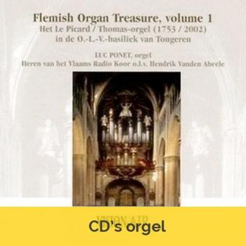 CD's orgel