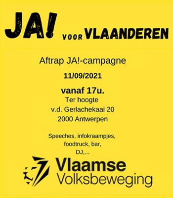 JA! voor Vlaanderen